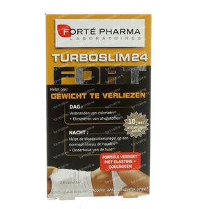 Forté Pharma Turboslim 24 Fort 28 tabletten