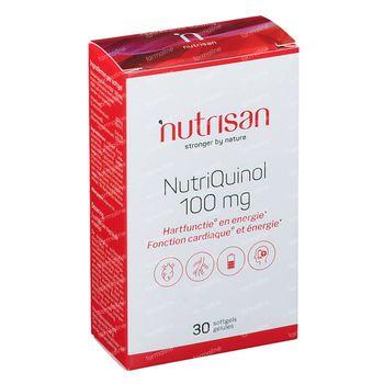 Nutrisan Nutriquinol 100mg 30 gélules souples