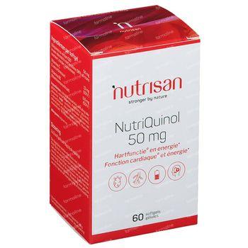 Nutriquinol 50mg 60 softgels