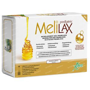 Aboca Melilax Pediatrique Lavement 30 g