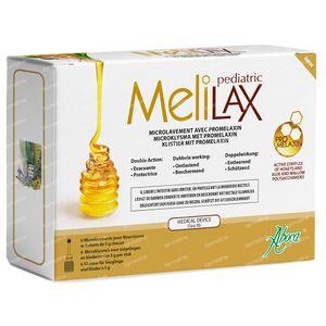 Aboca Melilax Pediatrique Lavement 30 g