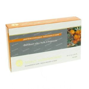 Fytoleum Multi Vitalmineral Duindoornolie 40 capsules