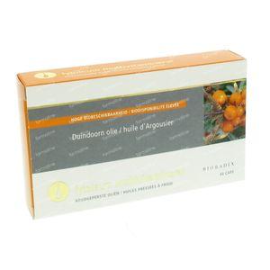 Fytoleum Multi Vitalmineral Duindoornolie 40 St Capsules