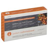 Fytoleum Multi Vitalmineral Sanddornöl 40  kapseln