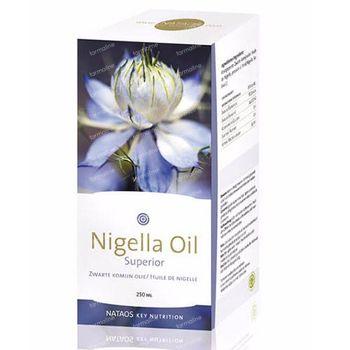 Nataos Key Nutrition Nigella Oil 250 ml