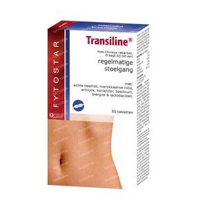 Transiline stoelgangformule 80 tabletten