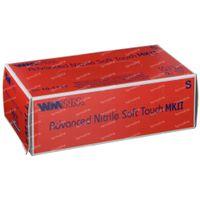 Advanced Nitril Handschoenen Onderzoek Softtoch - Poeder S 150 st
