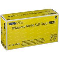 Advanced Nitril Handschoenen Onderzoek Softtoch - Poeder M 150 st