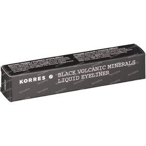 Korres Liquid Eyeliner Mineral Black 2,50 ml
