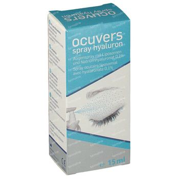 Ocuvers Spray Occulair 15 ml