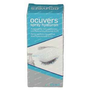Ocuvers Eye Spray 15 ml