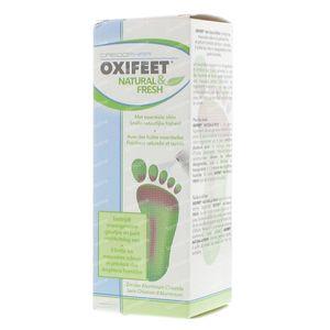 Oxifeet Natural & Fresh Spray 50 ml