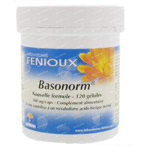 Fenioux Basonorm 120 capsules