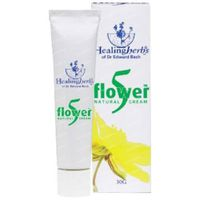 Healing Herbs 5 Flowers + Calendula Natural Cream 60 g