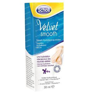 Scholl Velvet Smooth Sérum Hydratant Quotidien 30 ml
