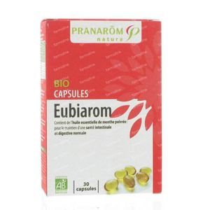 Pranarôm Eubiarom 30 capsules
