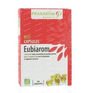 Pranarom Eubiarom 30 St Capsules