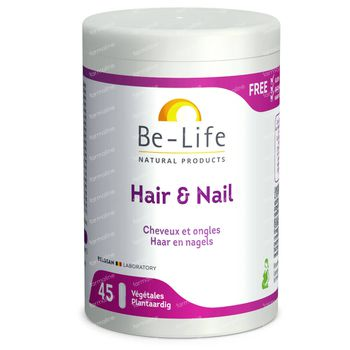 Be-Life Hair & Nail 45 capsules