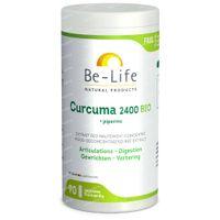 Be-Life Curcuma 2400 90  capsules