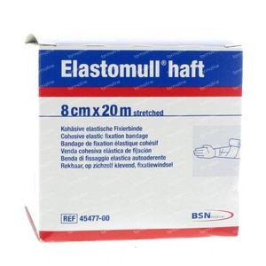 Elastomull Haft 45477-00 8cm x 20m 1 pièce