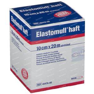 Elastomull Haft 45478-00 10cm x 20m 1 stuk