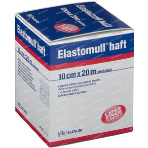 Elastomull Haft 45478-00 10cm x 20m 1 pièce