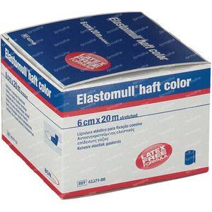 Elastomull Haft Bleu 45371-00 6cm x 20m 1 pièce