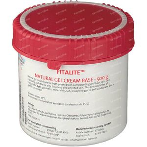 Fagron Fitalite Gel Cream 500 g