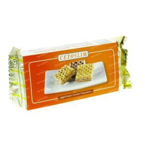 Cetoslim Wafeltje Chocolade 2 stuks