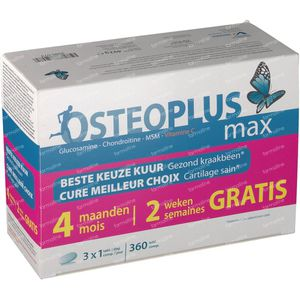 Osteoplus Beste Keuze Kuur 315+45 tabletten