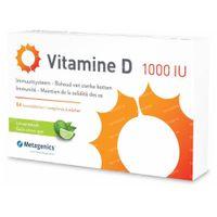 Vitamine D3 1000IU 84  kauwtabletten