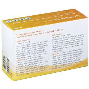 Vitamine D3 400IU 168 tabletten
