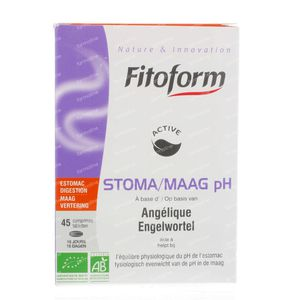 Fitoform Stoma 45 tabletten