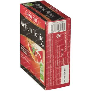 Superdiet Action Tonic 150 ml ampoules