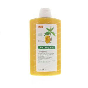 Klorane Nourishing Treatment Shampoo With Mango 400 ml