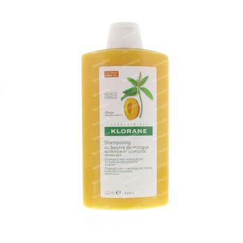 Klorane Shampooing Traitant Nutritif  Mango 400 ml