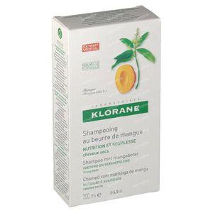 Klorane Voedende Shampoo Met Mango 200 ml