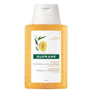 Klorane Shampooing Traitant Nutritif  Mango 200 ml