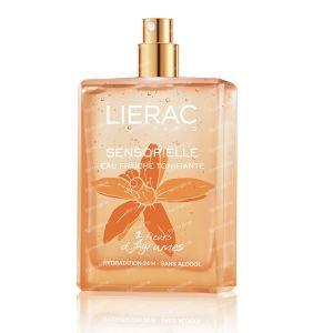 Lierac Sensorielle Fris Tonifiërend Water Met 3 Citrus Bloemen 100 ml