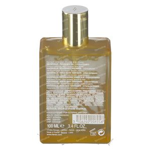Lierac Sensorielle Toning Dry Oil With 3 Citrus Flowers 100 ml