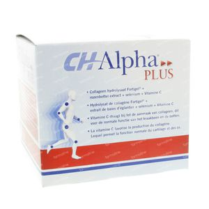 CH-Alpha Plus 30 ampoules