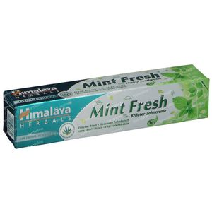 Mint fresh kruiden tandpasta 75 ml