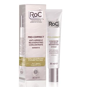 Roc Pro-Correct Verjongend Anti-Rimpel Concentraat Intensief 30 ml