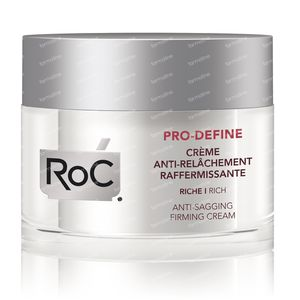 RoC Anti-Sagging Firming Cream PRO-DEFINE 50 ml