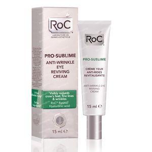 Pro sublime anti wrinkle eye reviving cream 15 ml
