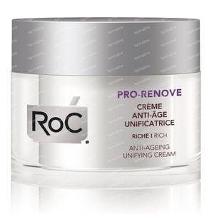 RoC Crème Anti-Âge Unificatrice PRO-RENOVE 50 ml