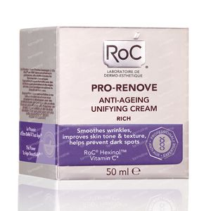 Pro renove rich anti age unifying creme 50 ml