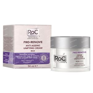 Pro renove rich anti age unifying creme 50 ml