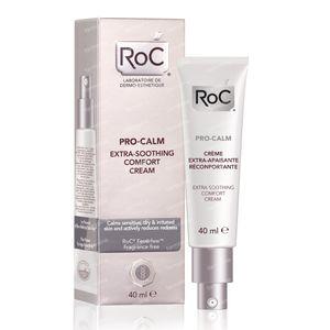 Roc Pro-Calm Crème Confort Extra Atténuant 40 ml