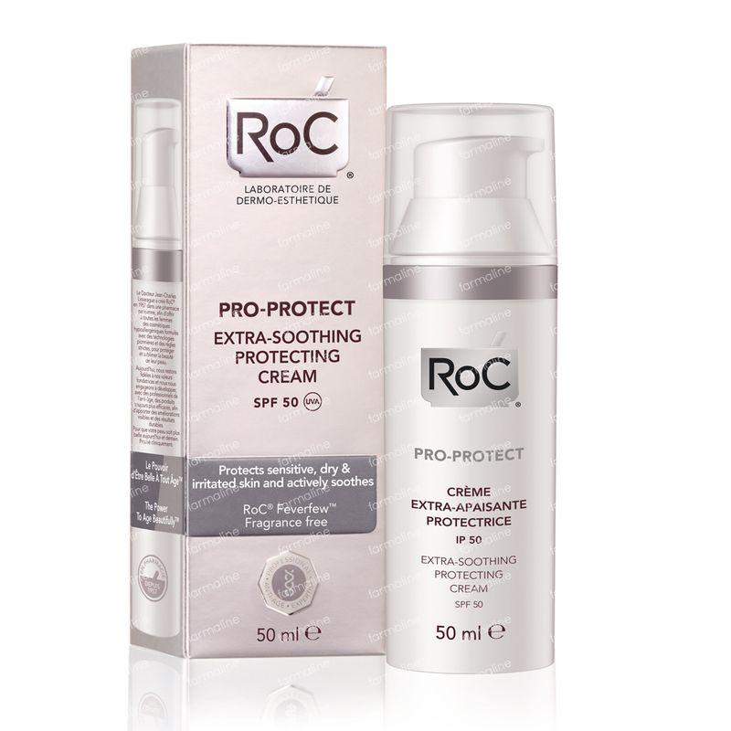 roc creme voor gevoelige huid